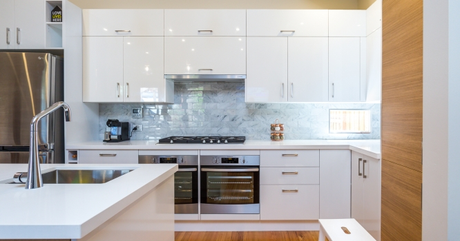 Flat pack kitchens at warehouse prices kitchen shack for Flat pack kitchens