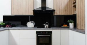 White Kitchen: new kitchen for your rental property