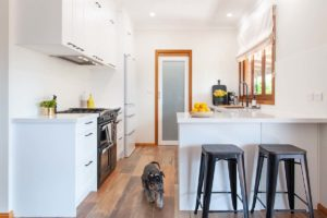 diy kitchen renovation in mill park