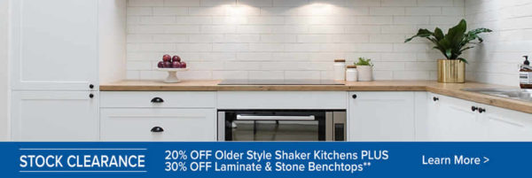 Kitchen Shack May Sale extended