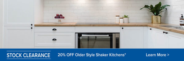 Kitchen Shack Stock Clearance