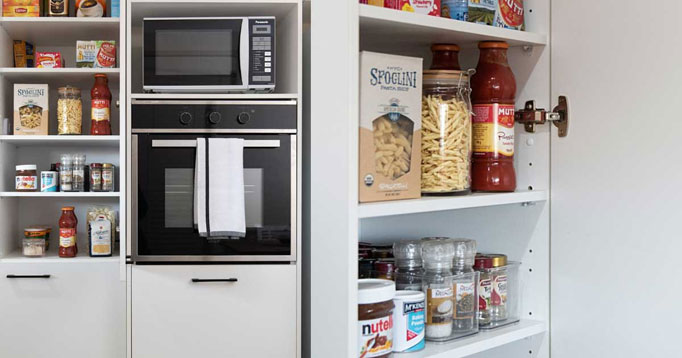 Pantry cabinets for your home