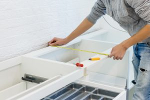 Keeping your kitchen cabinets installation cost down