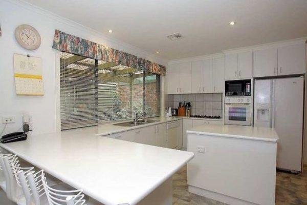 Before diy kitchen renovation